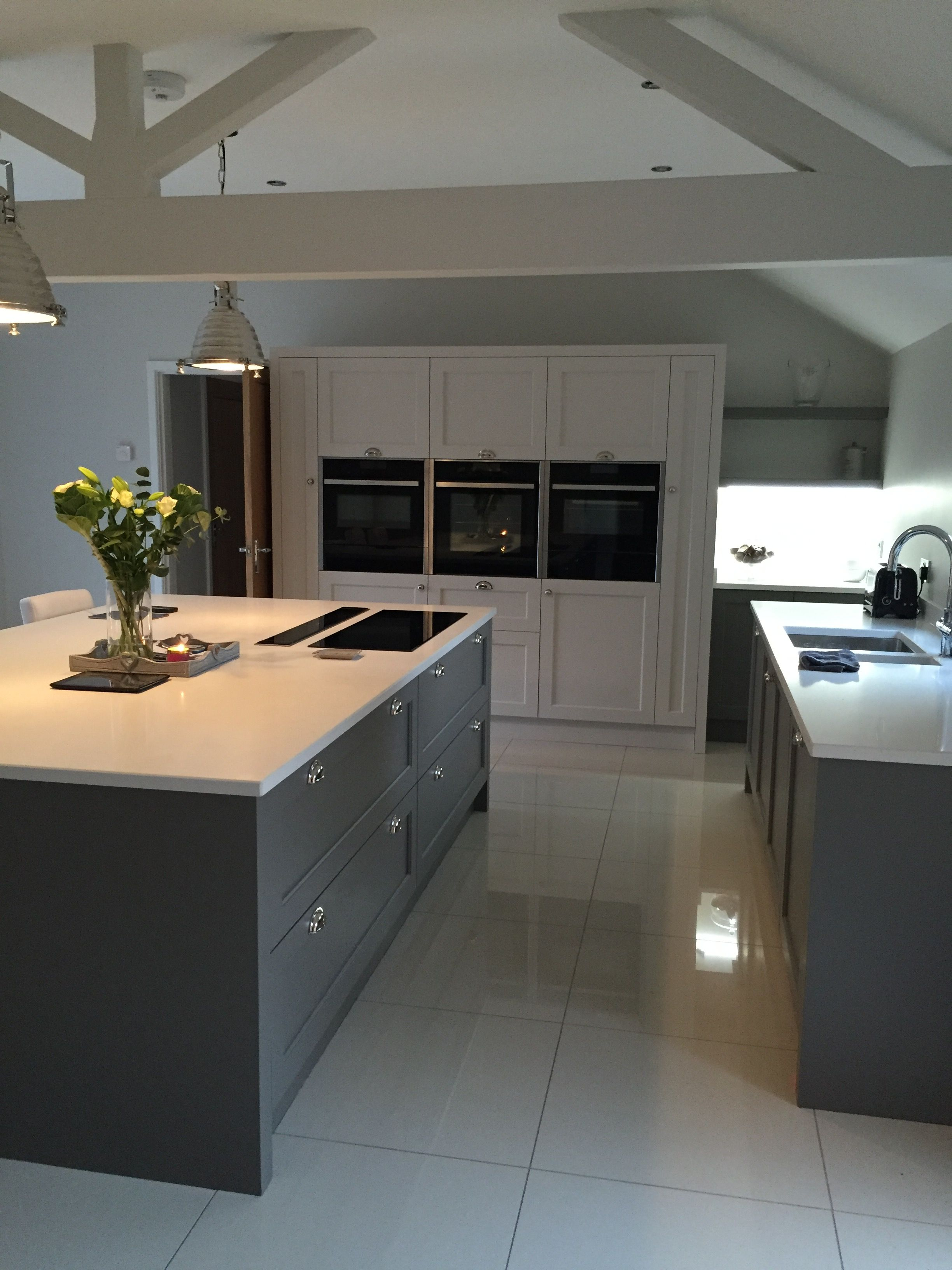 Best My Kitchen With Farrow Ball Moles Breath On The Island 400 x 300