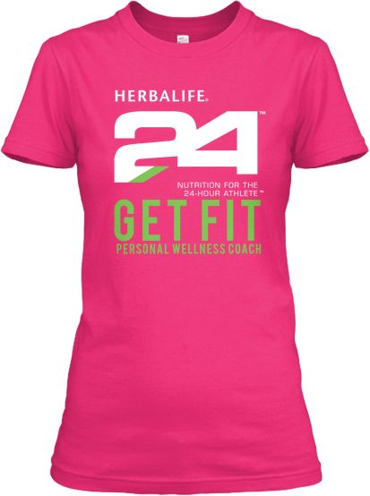 Herbalife 24 Ladies Fit Camp Shirt Herbalife Herbalife Clothing Mom Tees
