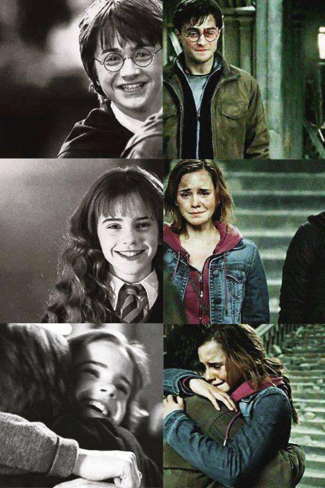 Harry Potter......aww feels :'(