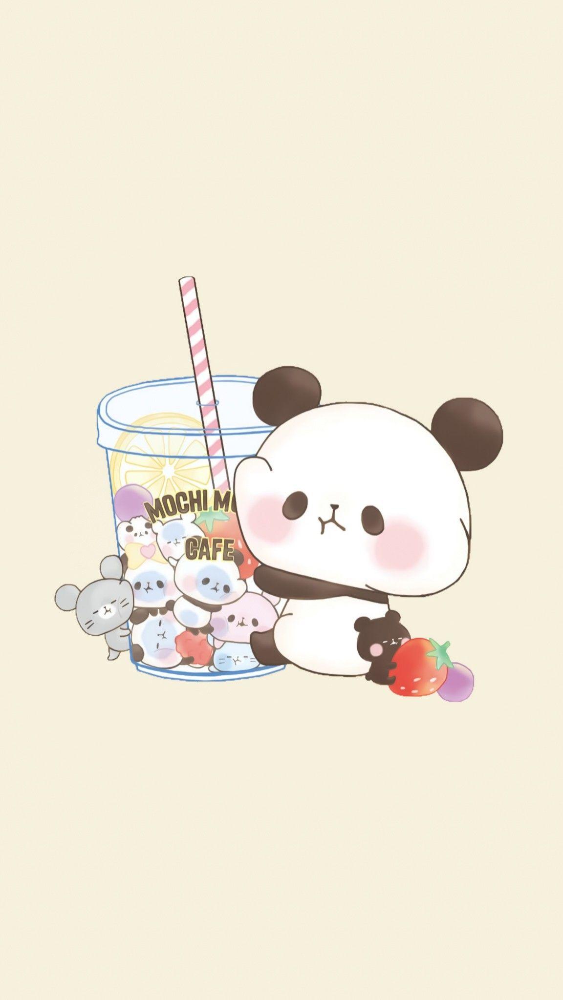 Follow My Ig Pls Username E E W E N T E E Cute Panda Wallpaper Panda Wallpapers Anime Baby