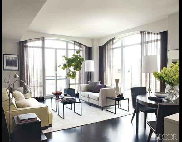 Hilary Swank's Ritzy Manhattan Apartment | TooFab Photo Gallery