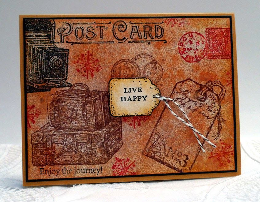Card Making Party Ideas Part - 35: Sleepy In Seattle: Virtual Card Making Party