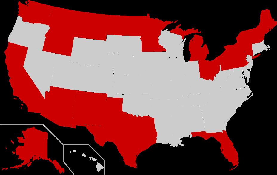 International Border States FileUS International Border States