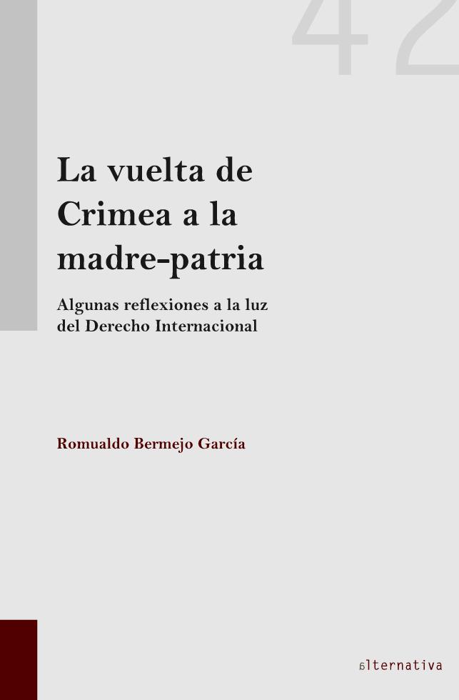 #Derecho #Internacional La vuelta de Crimea a la madre patria.