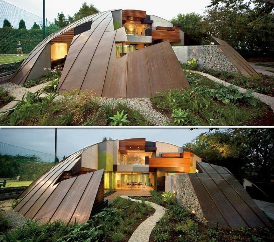 The Dome House, Australia