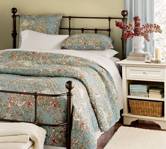 Mendocino Bed Bed Furniture Pottery Barn Bedrooms Bed