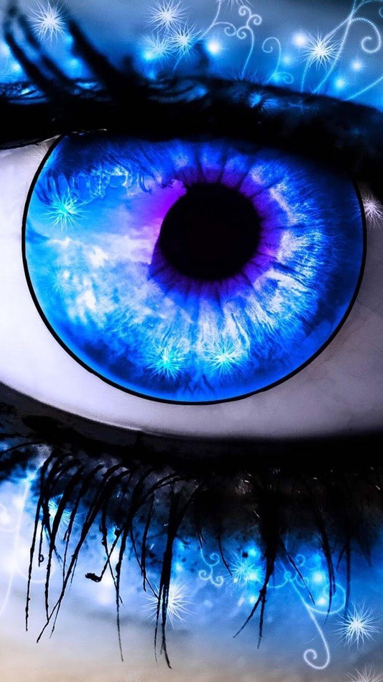 Hd Iphone Wallpaper Blue Eye Eyes Wallpaper Beautiful Eyes Color Iphone Wallpaper