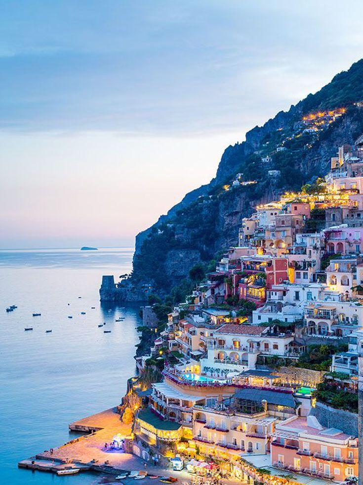 These 6 Italian Honeymoon Spots Will Make You Fall In Love