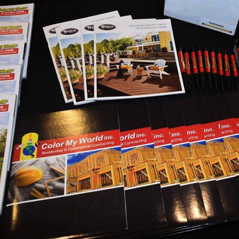 Color My World inc. is a fullservice general contracting