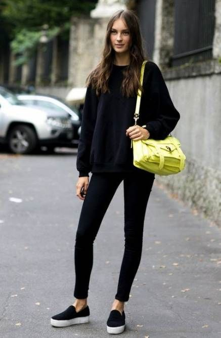 36+ ideas sneakers platform outfit street style