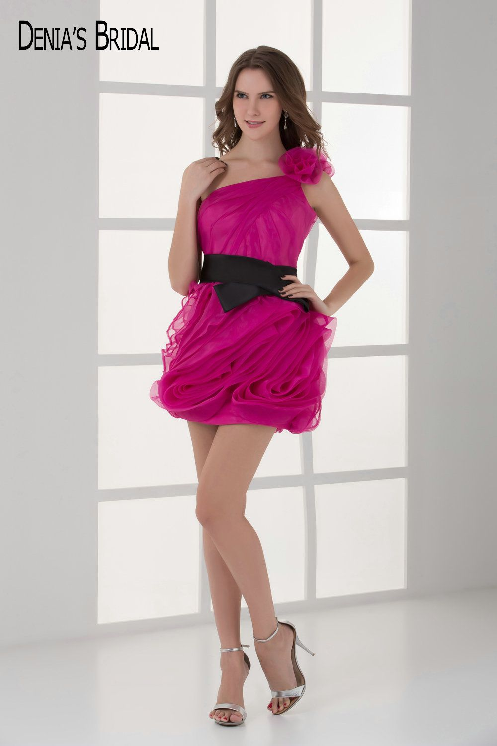 Click to buy ucuc short cocktail party dresses with sweetheart
