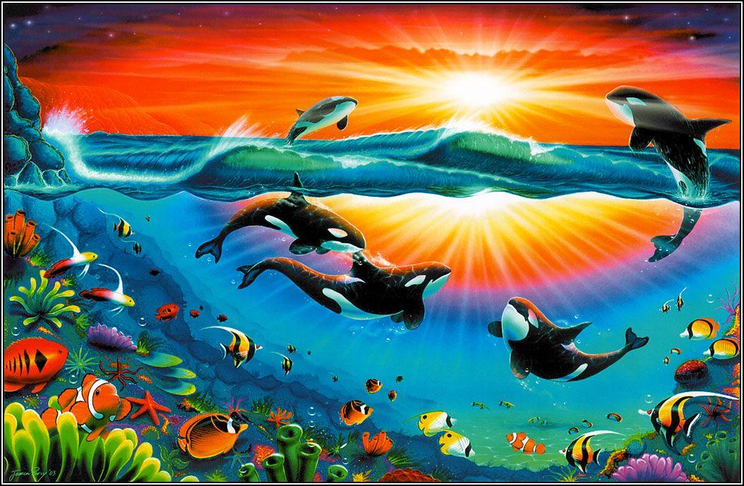 Legion of Orcas ~ Jamen Percy