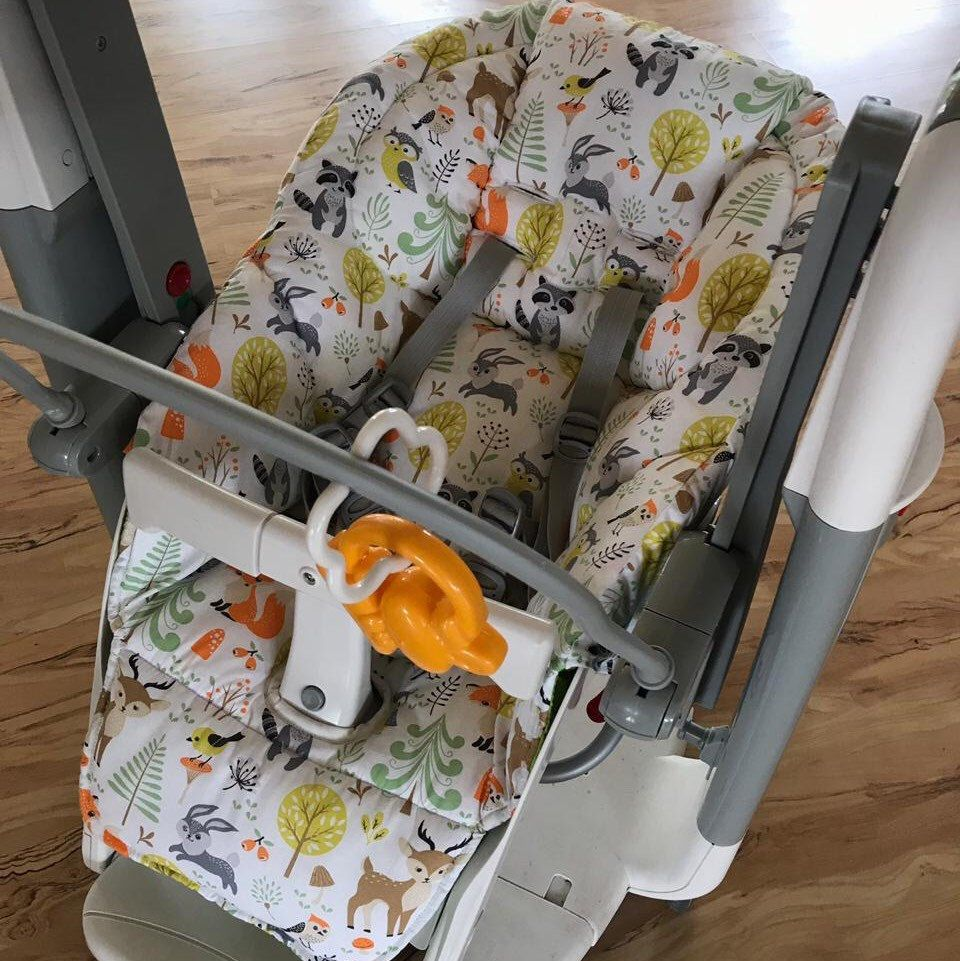 Double-sided removable cover Peg Perego Tatamia for the ...