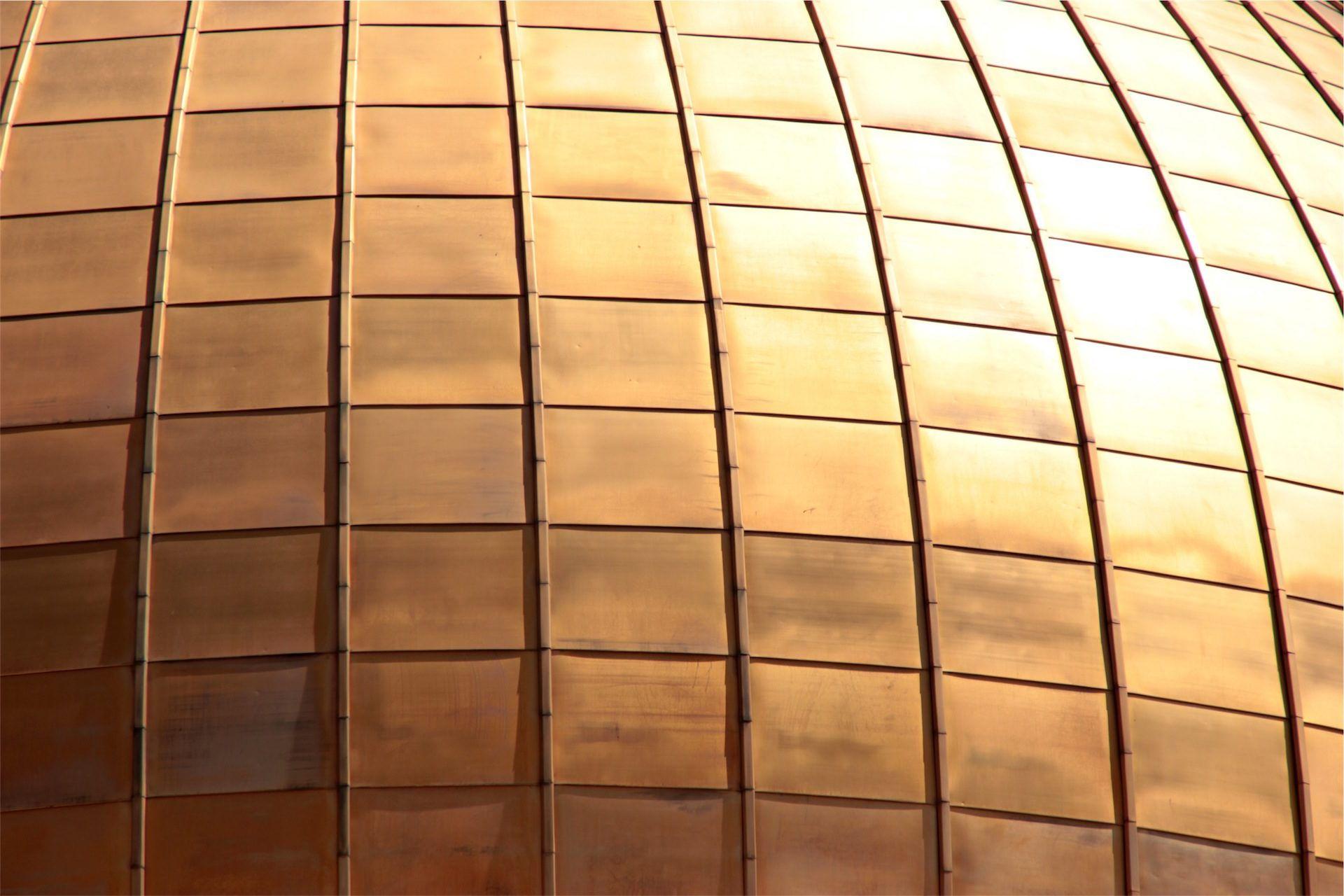 Edificio Dorado Piezas Cuadrados Reflejo 1610260847 Edificios Cuadros Fondos De Pantalla Hd