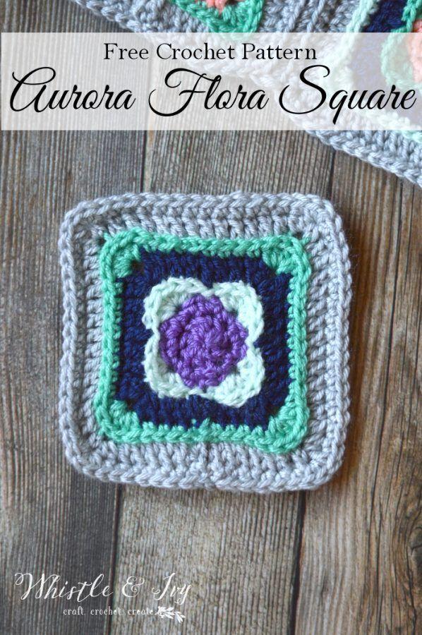 Perfecto Patrones De Bordes De Crochet Libre Para Recibir Mantas ...