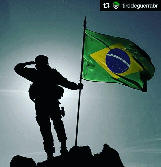 Parabéns a todos os guerreiros e guerreiras do nosso Brasil  2491c8ee231