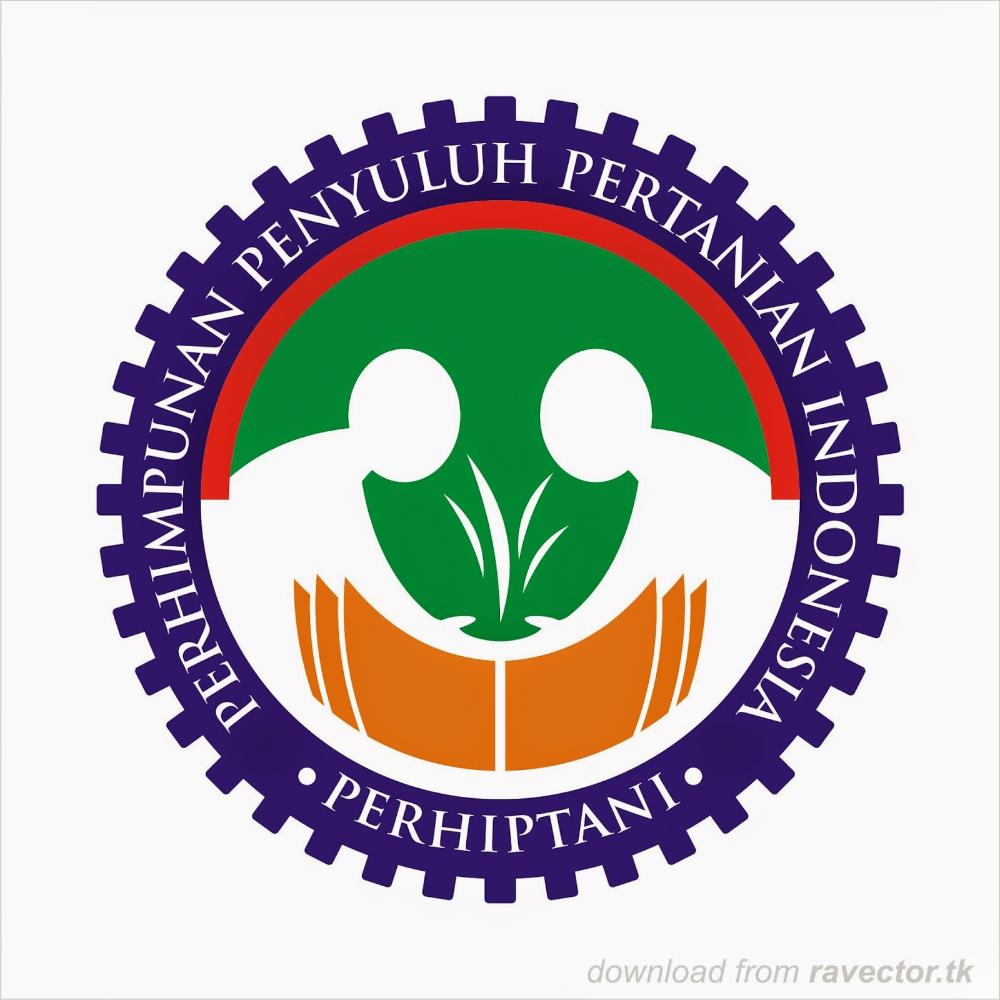 Logo Perhimpunan Penyuluh Pertanian Indonesia Perhiptani Vector Indonesia Desain Stiker Petani