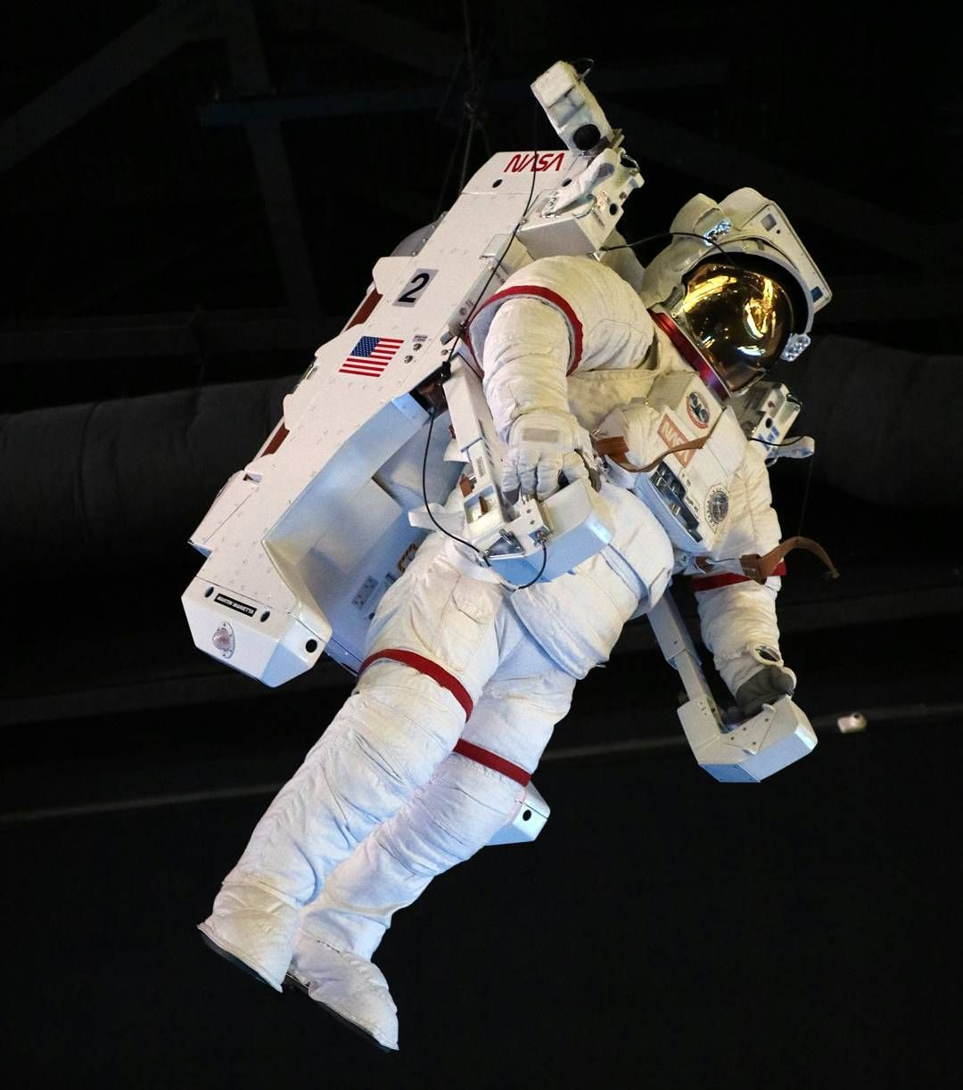 Feel free ... and become a Spaceman!