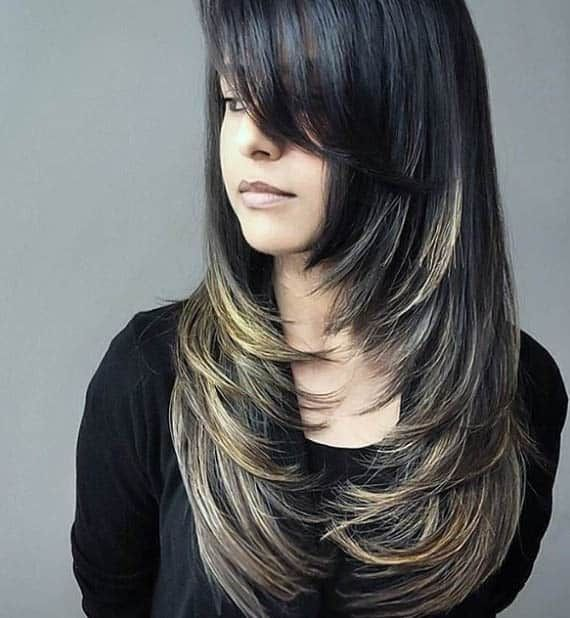 44 Trendy Long Layered Hairstyles 2019 (Best Haircut For Women)