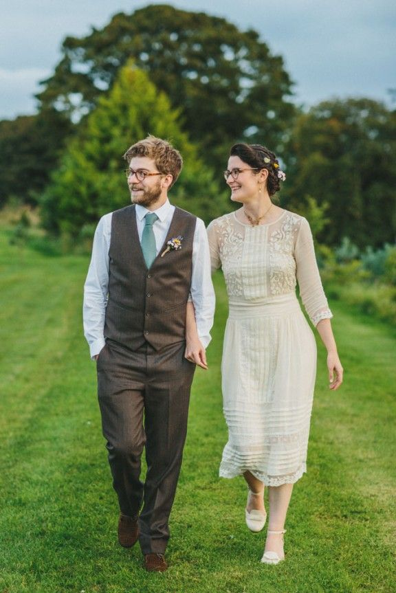 Eclectic Irish Wedding Jane Andrew