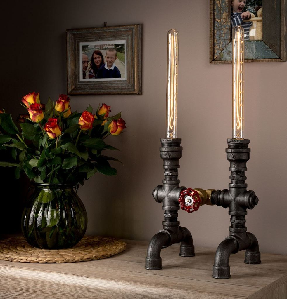 Decorative and Creative Home Lamps for LivingBedroom