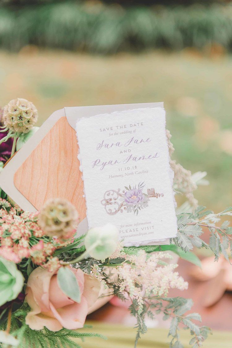 One of a Kind Wedding Invitations and