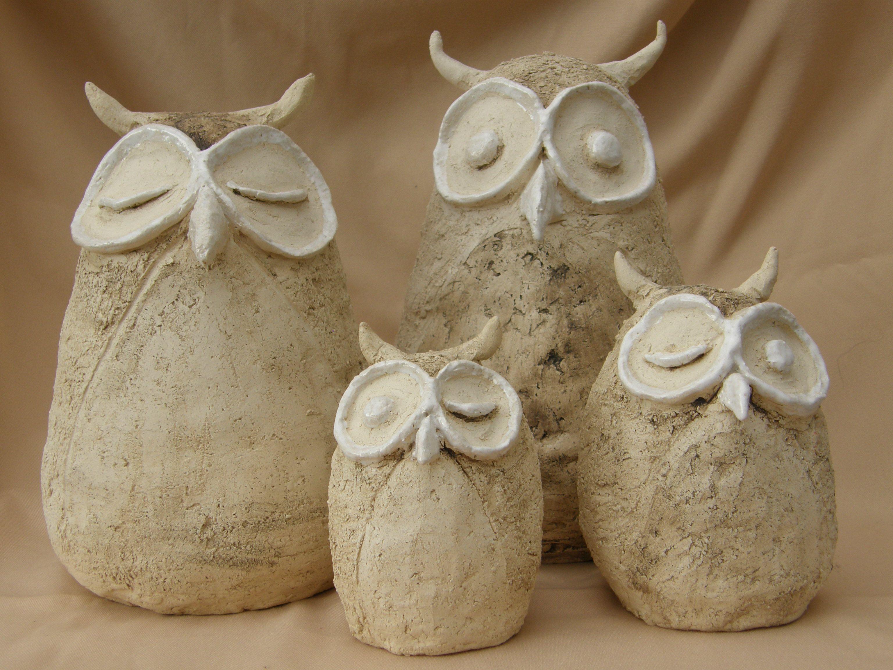 Uilen.hhhuumm seeing owls from gourds & tops.........