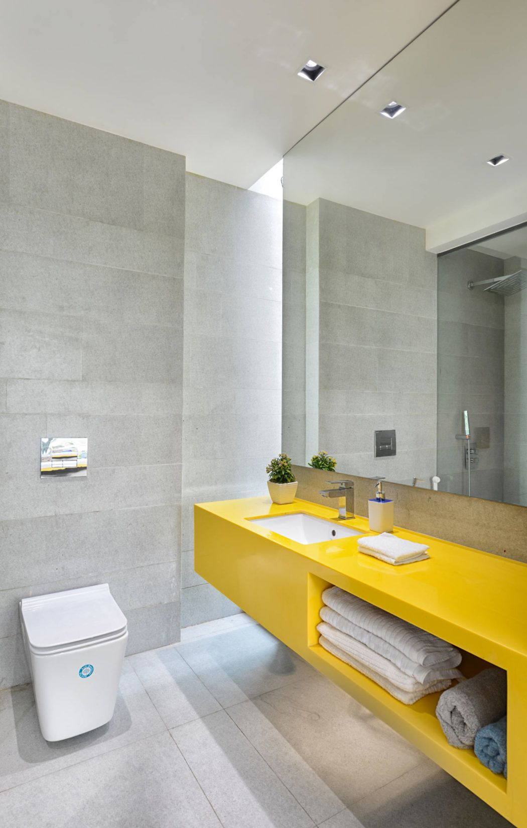 residence in india by s a k designs interior bathroom design rh pinterest com