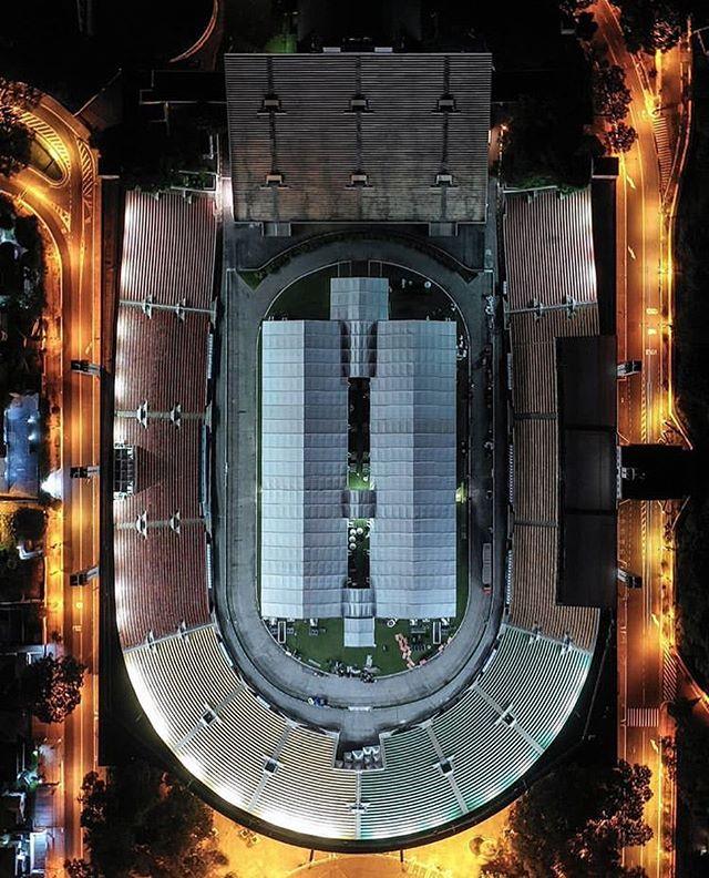Hospital Pacaembu Agora Sob Gestao Do Hospital Albert Einstein Click De Drone Cyrillo Foto Selecionada Atraves Eiffel Tower Inside Eiffel Tower Sao Paulo City