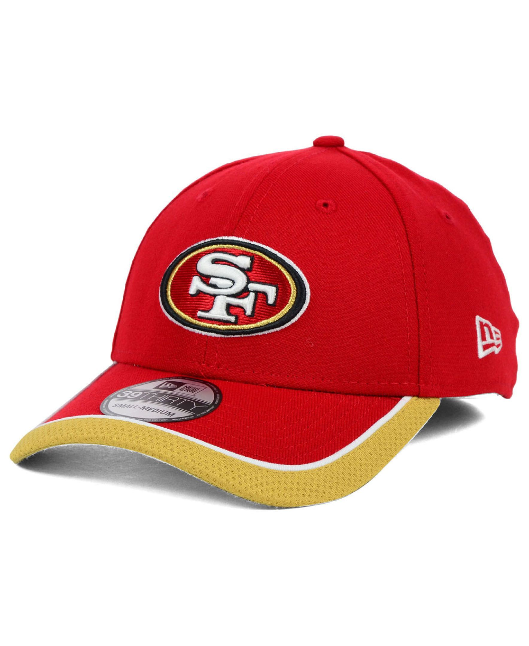 eae31f4c New Era San Francisco 49ers On Field 39THIRTY Cap | Products | San ...