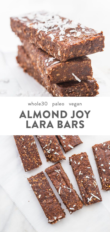 Almond Joy Lara Bars images