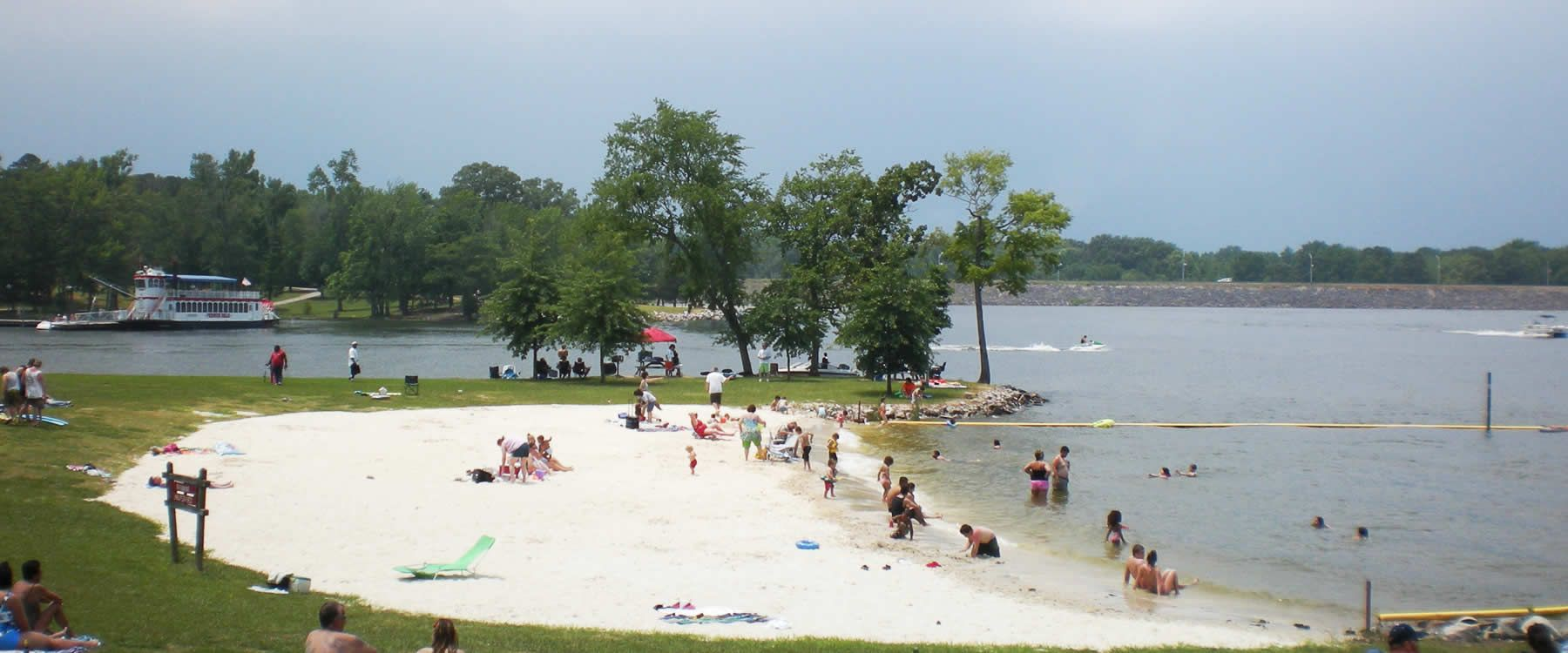 Pickwick Landing State Park Tennessee State Parks Camp