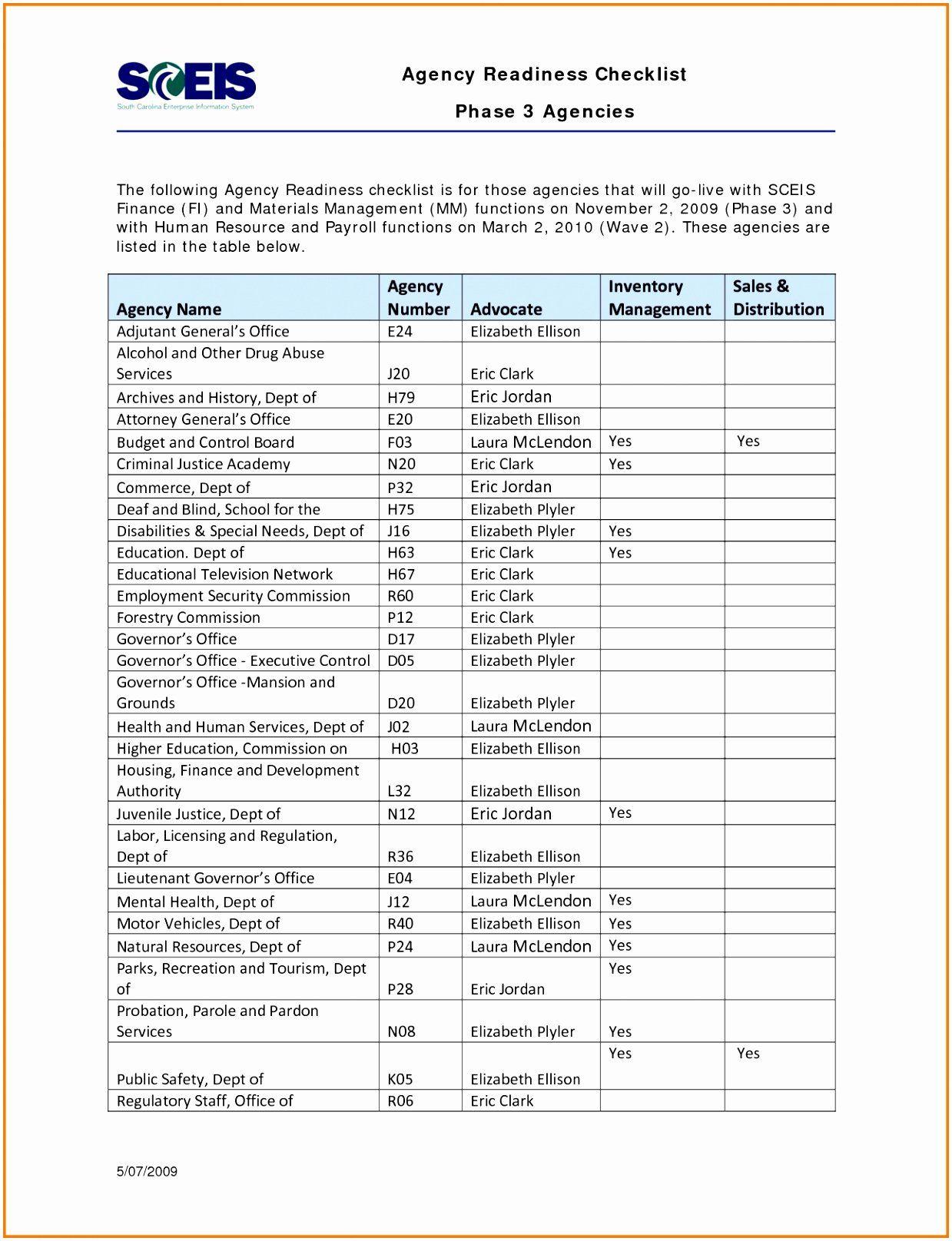 Moving Office Checklist Template Luxury 9 Fice Move Checklist