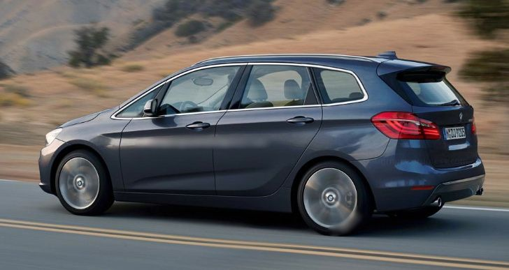 2016 BMW 2 series Active Tourer 7 Seater Price and Concept 2016