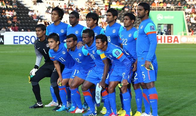 Indian Football Team Won The International Friendly Match Against Cambodia Will Be Playing Asian S Cup Qualifying Gam Fifa World Cup World Cup Fifa