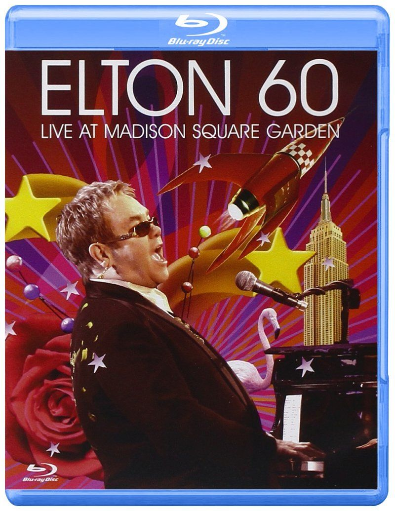 Elton John - Elton 60/Live at Madison Square Garden Blu-ray: Amazon.de: Elton John: DVD & Blu-ray
