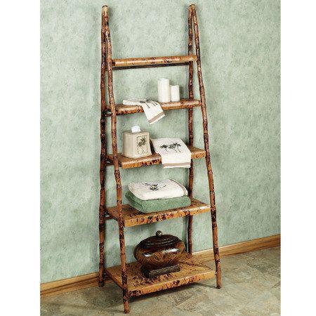 Bocca Ladder Display Shelf Ladder Display Display Shelves Shelves