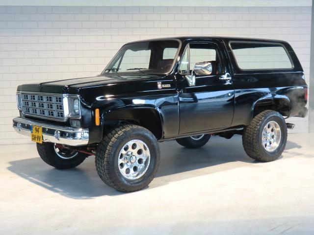 Chevrolet Blazer K5 5 7 V8 Edelbrock K5 Cheyenne Auto Te Koop
