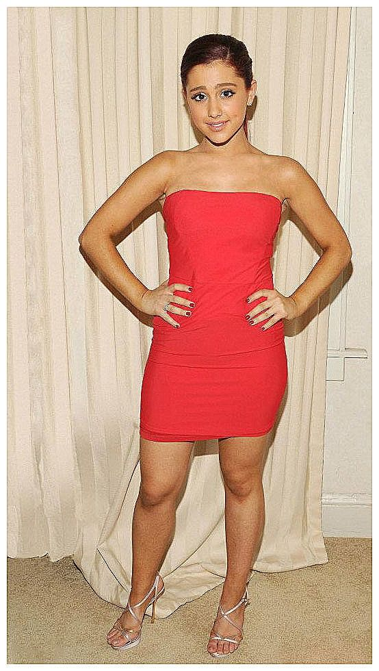 Grande robe rouge