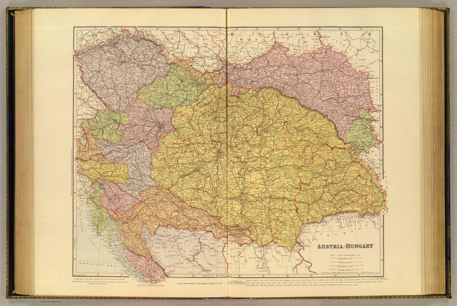 Austria Hungary 1901 Austria Hungary 1901 History