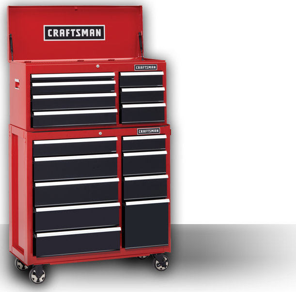 View Our Entire Collection Of Craftsman Tool Chests Carts And Bo Today