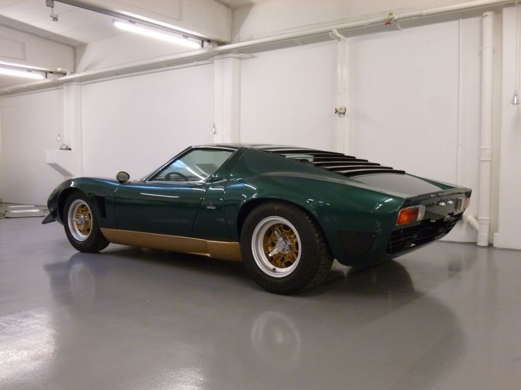 1972 lamborghini miura sv jota classic driver market miura rh pinterest com