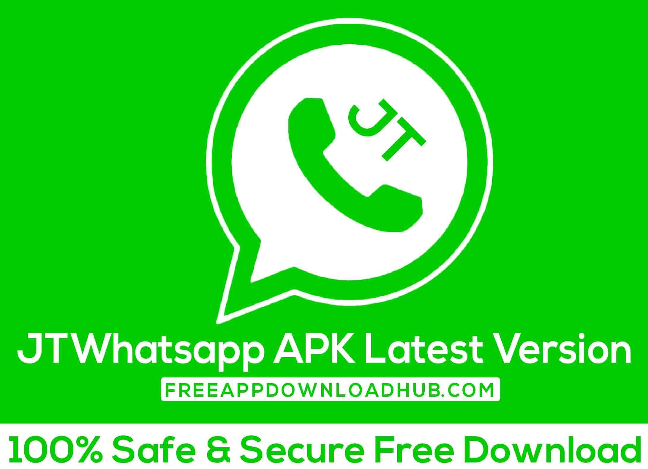 Jtwhatsapp Latestjtwhatsapp Officialjtwhatsapp Freedownload Antiban Freeappdownloadhub New Emojis Version Large Video