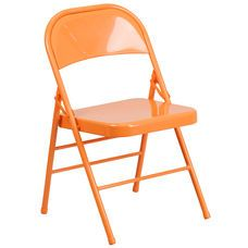 Hercules Colorburst Series Orange Marmalade Triple Braced