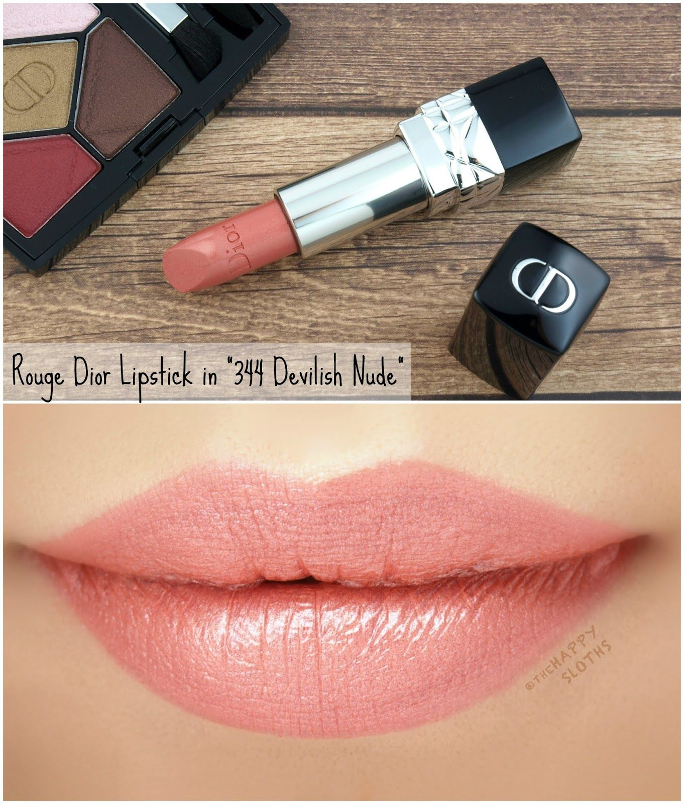 Pixy Silky Fit Lipstick 106 Strawberry Milk Daftar Harga Termurah Amalia Satin Dan Aneka Dior Fall 2018 En Diable Collection Rouge Couture Colour In 344