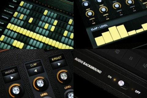 DM1 is an Amazingly Powerful and Easy to Use Drum Machine