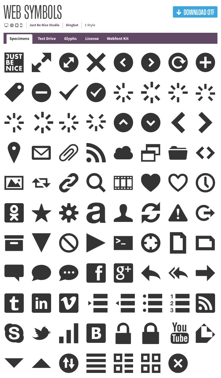 Gratis Fonte Til Dig Modern Pictograms Og Web Symbols Symbols Pictogram Branding Mood Board