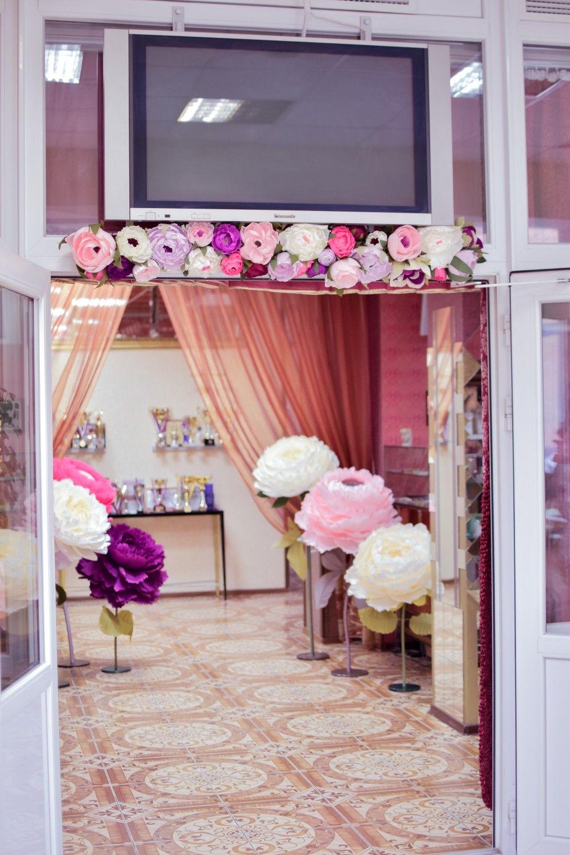 Uberlegen Цветочная Гирлянда и ростовые цветы от #julianaspaper Аренда, продажа