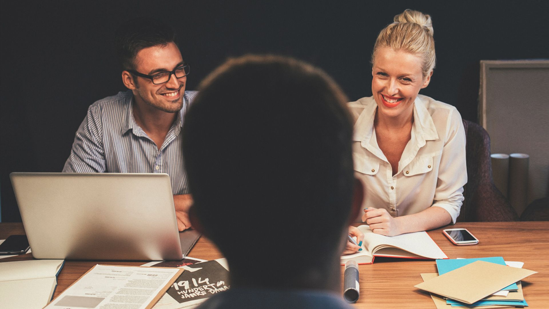 The Social Introvert Rocking the Job Interview