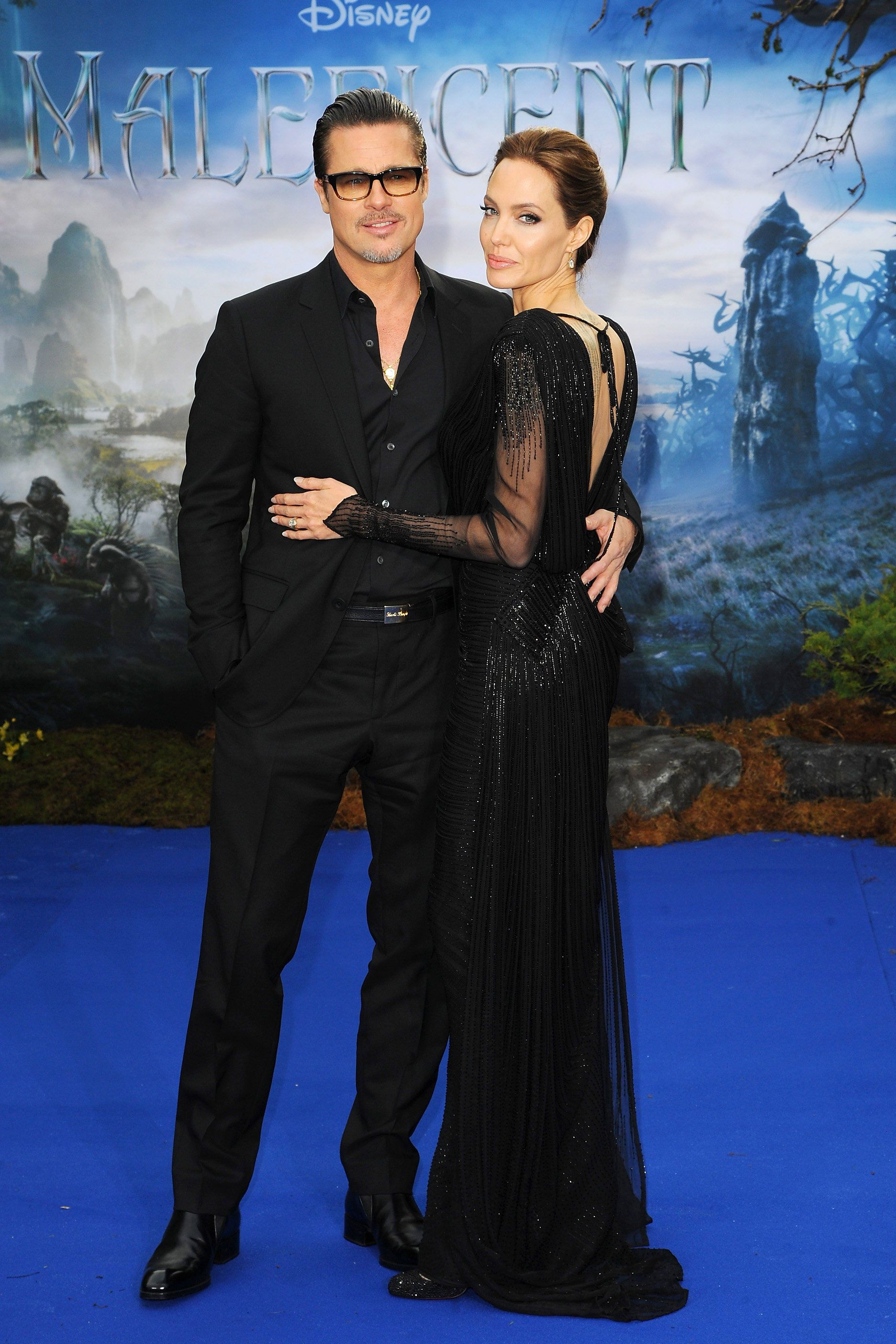 At Disney's Maleficent costumes and props private reception in support of Great Ormond Street Hospital at Kensington Palace in London on May 8, 2014. - Cosmopolitan.com